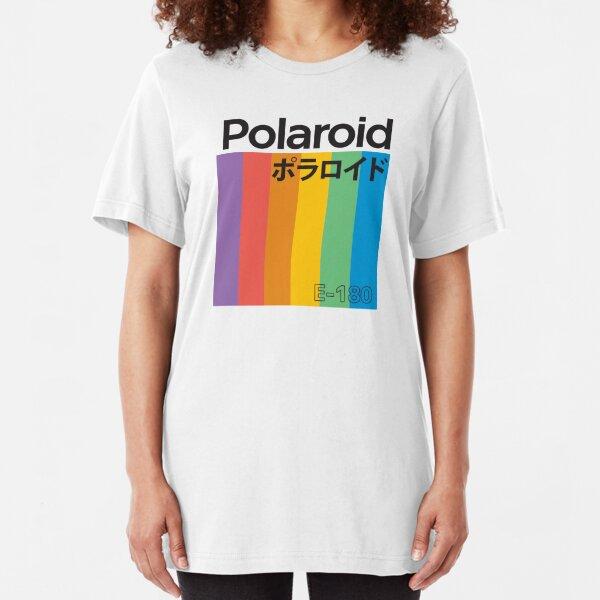 Polaroid Japanese Slim Fit T-Shirt