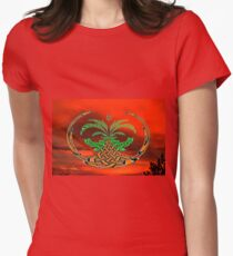 The Dawn of the Celtic Tree of Life No12 T-Shirt