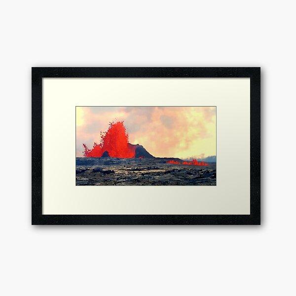 AHT Three II - Art Print 16:9 Framed Art Print