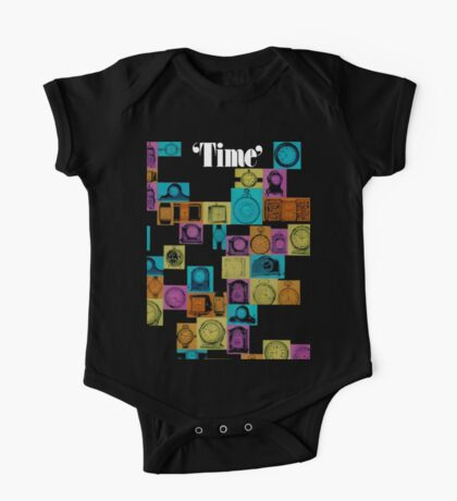 NDVH Pipkins - 'Time' Kids Clothes