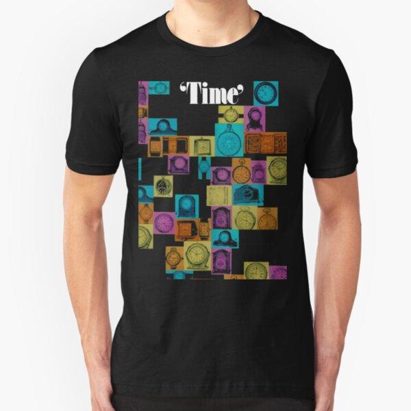 NDVH Pipkins - 'Time' Slim Fit T-Shirt