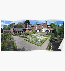 Bantock House and Gardens Poster