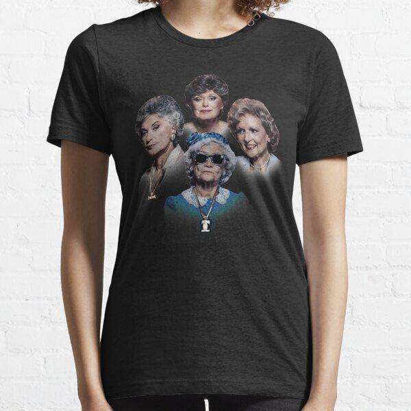 Golden Girls Death Row Pose, Golden girls shirt, Golden girls Hoodie, Golden Girls Fan Art Essential T-Shirt