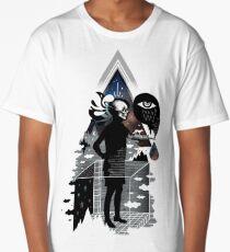Ghosts Long T-Shirt