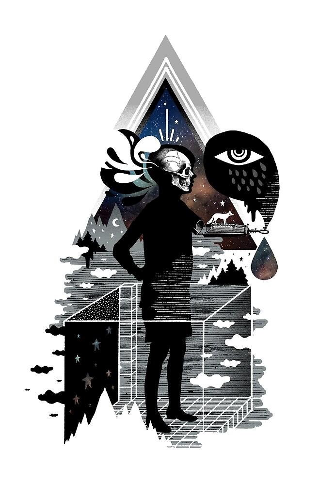 Ghosts by Kevin  Keller