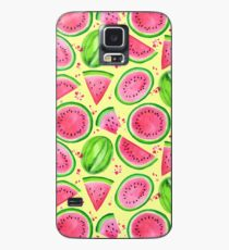 Nice Melons - Mint Case/Skin for Samsung Galaxy