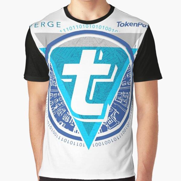 Verge TokenPay  Graphic T-Shirt