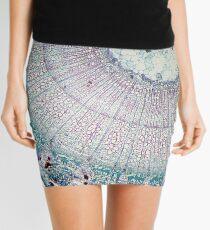 Microscope Slide - Dyed Stem Cross Section Mini Skirt
