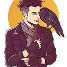 Raven Boy by lordzuuko
