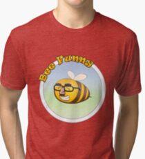 Bee Funny Tri-blend T-Shirt