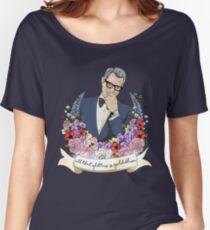 All that glitters is Goldblum Women's Relaxed Fit T-Shirt