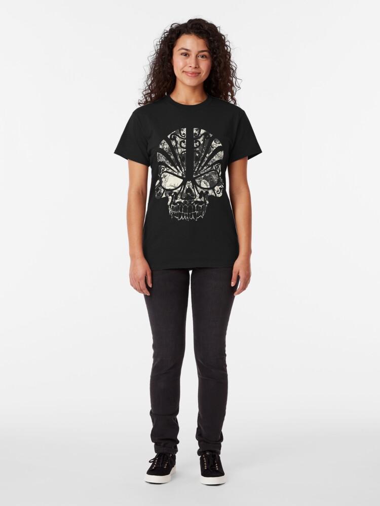 Alternate view of SKULLS Classic T-Shirt