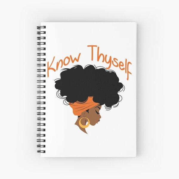 Know Thyself  Spiral Notebook