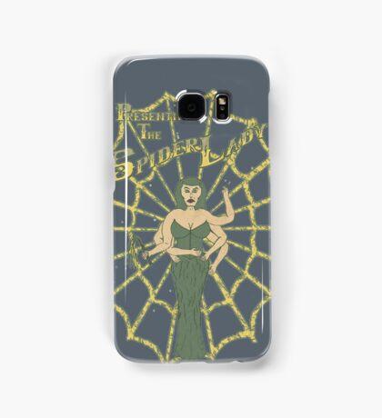 Spider Lady II Samsung Galaxy Case/Skin