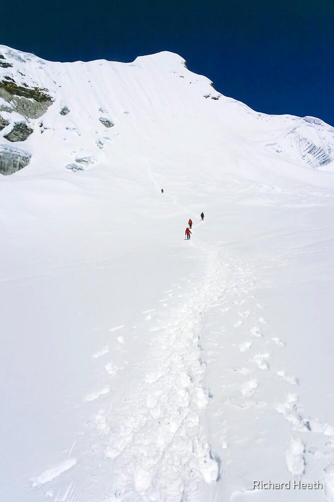 Island Peak Trekking by Richard Heath