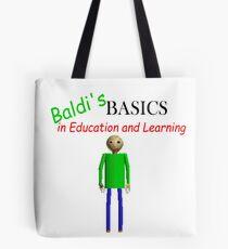 Bolsa de tela Fundamentos de Baldi en Educación y Aprendizaje