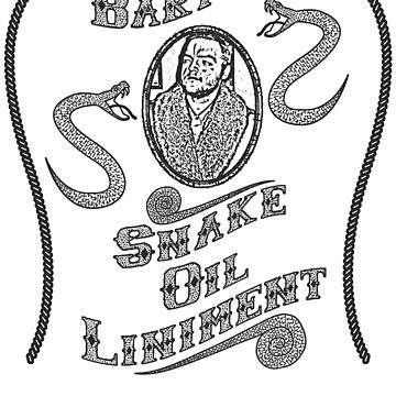 Dr. Barton's Snake Oil Liniment by BartonKeyes