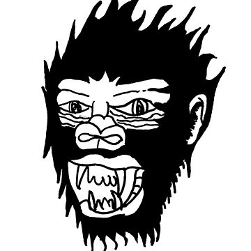 Gorilla by jeremyfloyd