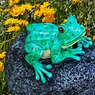 Please Let Me Stay Among The Flowers! by Heather Friedman