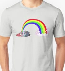 Gravity Falls Puking Gnome Unisex T-Shirt