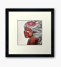 Perun: The Cloud Angel Framed Print