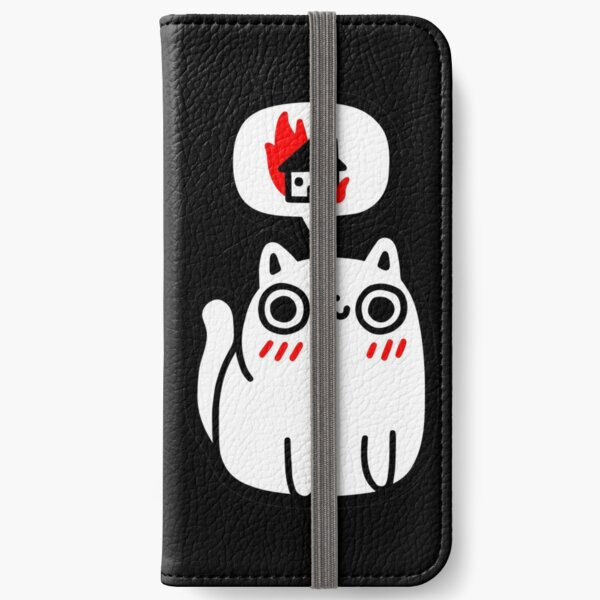Dreaming Of Destruction iPhone Wallet
