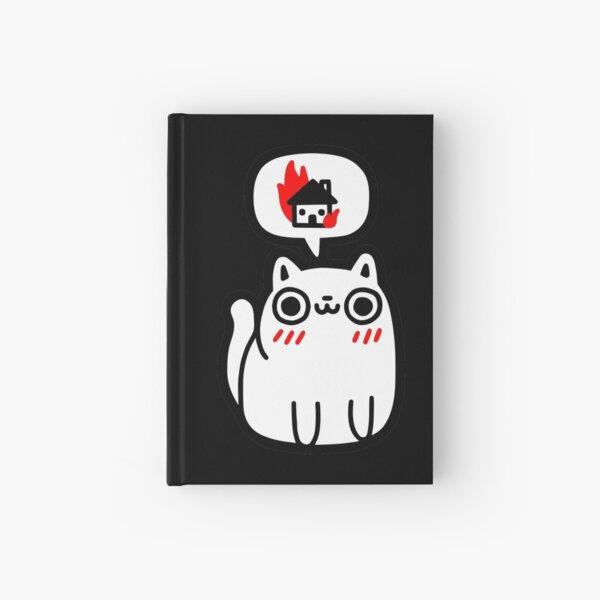 Dreaming Of Destruction Hardcover Journal