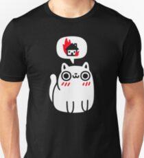 Camiseta ajustada Soñando con la destrucción