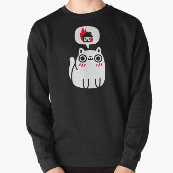 Dreaming Of Destruction Pullover Sweatshirt