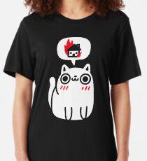 Dreaming Of Destruction Slim Fit T-Shirt