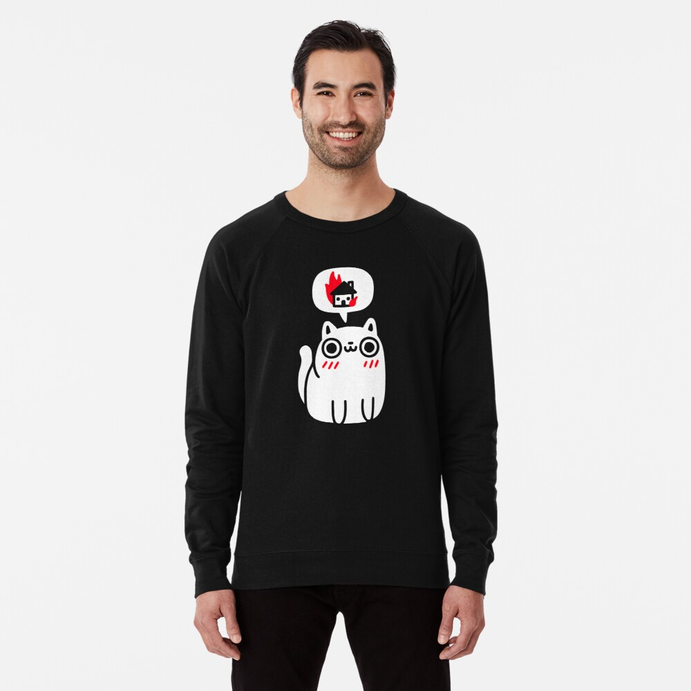 Dreaming Of Destruction Lightweight Sweatshirt