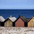 Helgumannen Village by amgunnphotoart