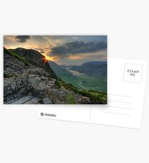 Haystacks Postcards