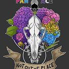 Pan+Ace - Not Out of Place by kiriska