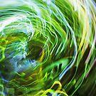 Garden swirl by LifeImages