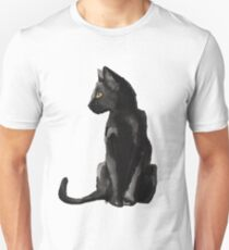 If you must said the Cat to the Hooman Slim Fit T-Shirt