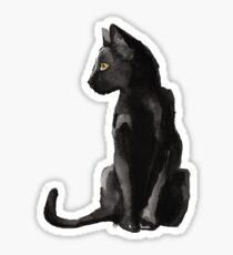 If you must said the Cat to the Hooman Sticker