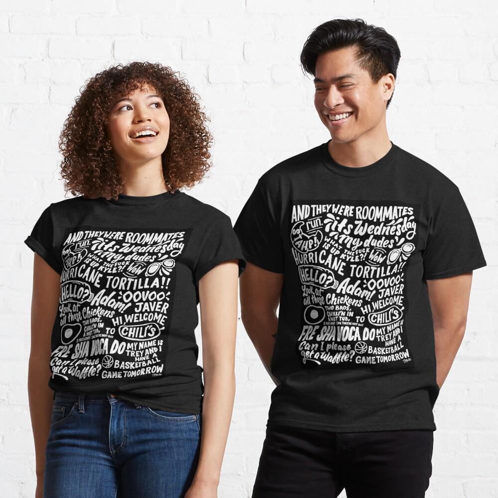 Vine App Art  Classic T-Shirt