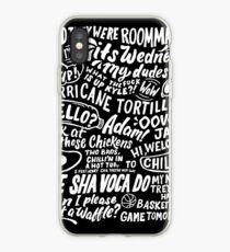 Vine App Art  iPhone Case