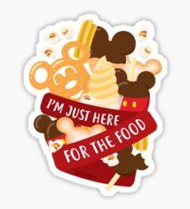 land of food Sticker