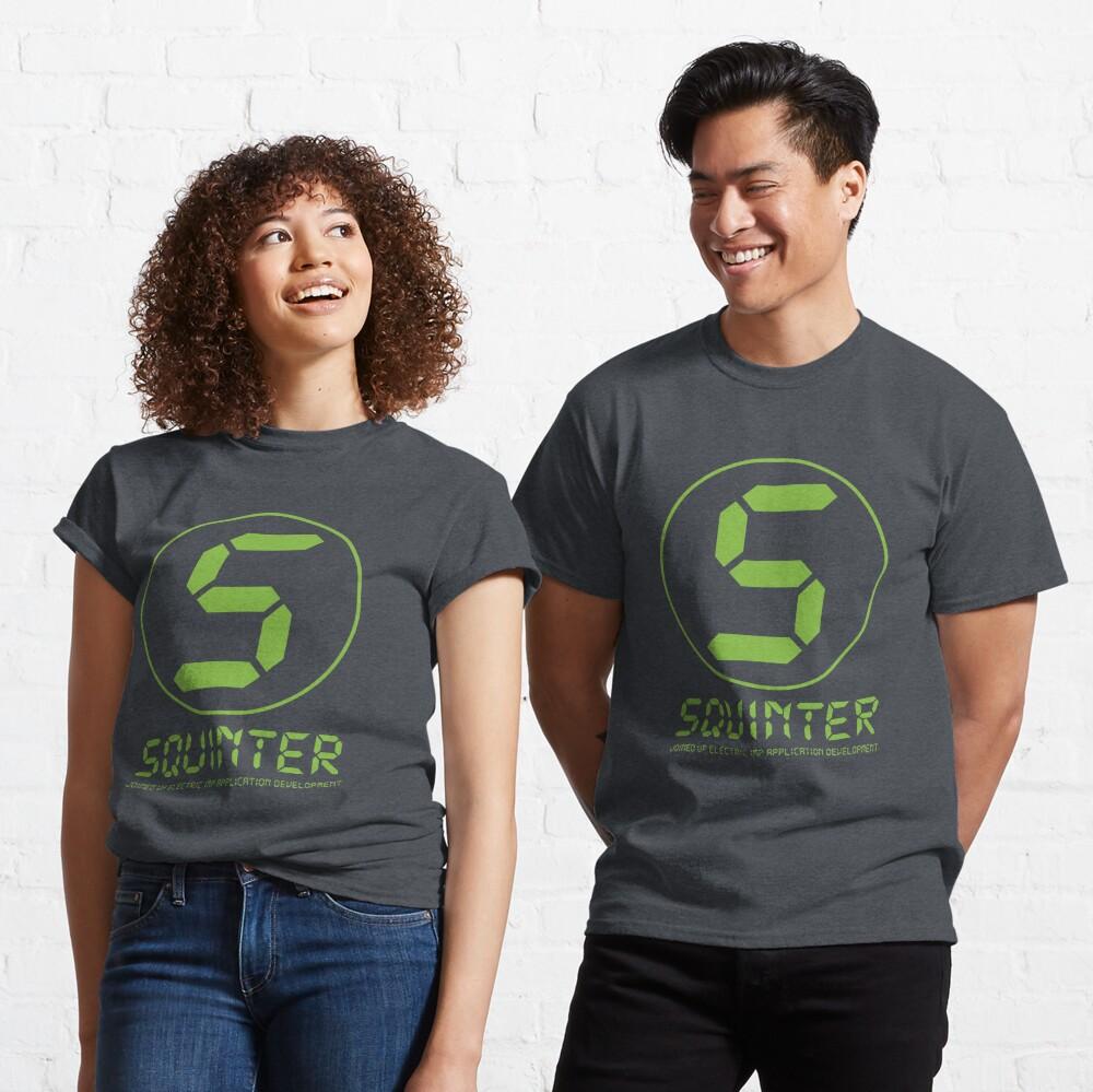 Squinter Icon Classic T-Shirt