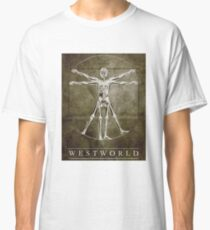 Westworld Robert Ford Classic T-Shirt