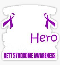 rett syndrome stickers redbubble