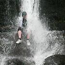 Waterfalls fun by Nala