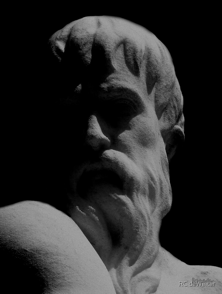 Orpheus Looks Back by RC deWinter