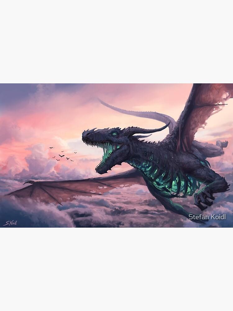 Sky Dragon by Koidl