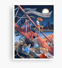 DMB June 30 2018 Huntington Bank Pavilion at Northerly Island Chicago IL Canvas Print