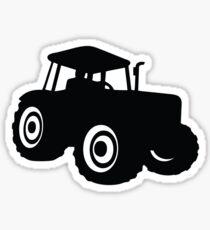 tractor tractor Sticker