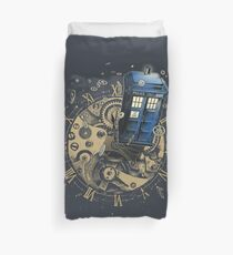 Watch The Time  Duvet Cover