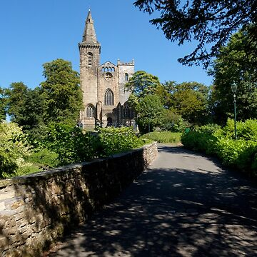 Dunfermline Abbey in Fife, Scotland by 242Digital